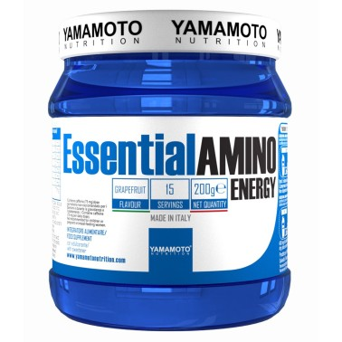 Essential AMINO ENERGY di YAMAMOTO NUTRITION - 200 gr in vendita su Nutribay.it