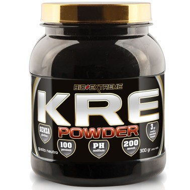BIO-EXTREME SPORT NUTRITION Kre Powder PH correct - 300 gr. - CREATINA in vendita su Nutribay.it