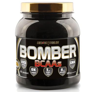 BIO-EXTREME SPORT NUTRITION Bomber BCAAs - 300 gr. - AMINOACIDI BCAA in vendita su Nutribay.it