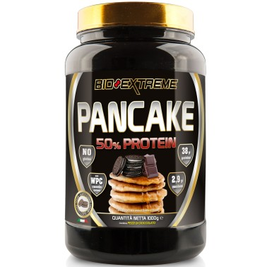 BIO-EXTREME SPORT NUTRITION 50% Protein Pancake - 1 kg in vendita su Nutribay.it