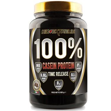 BIO-EXTREME SPORT NUTRITION 100% Casein Protein - 900 gr. - PROTEINE in vendita su Nutribay.it