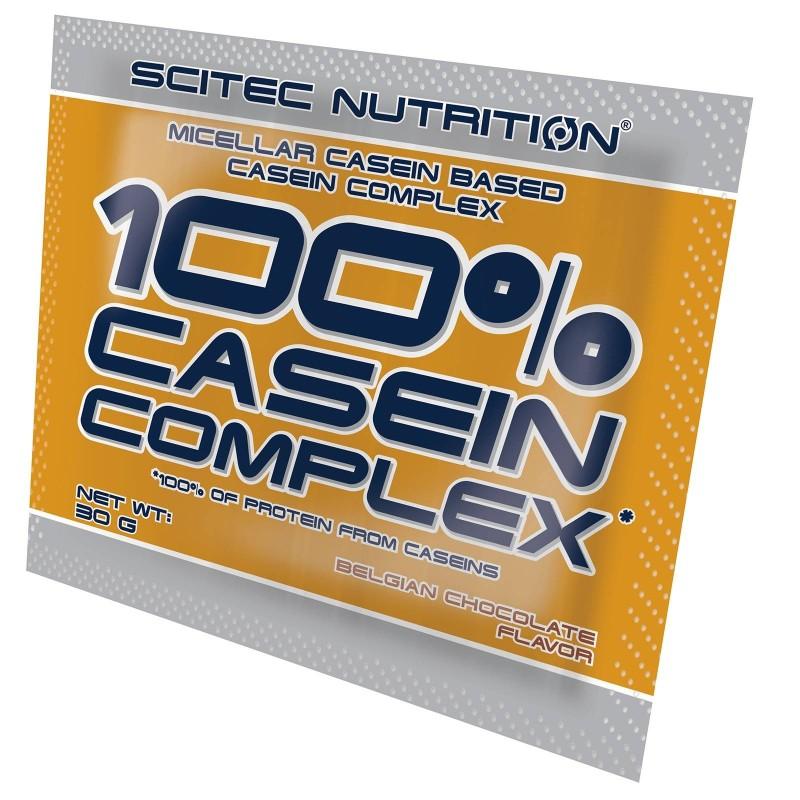 SCITEC NUTRITION 100% Casein Complex Caseine Micellari Proteine a Lento Rilascio in vendita su Nutribay.it
