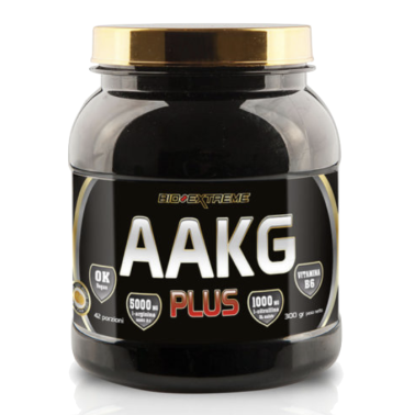 BIO-EXTREME SPORT NUTRITION AAKG Plus - 300 gr. ARGININA in vendita su Nutribay.it