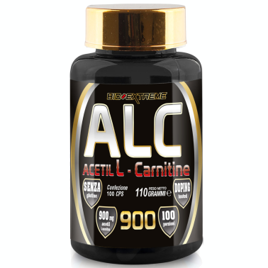 BIO-EXTREME SPORT NUTRITION ALC Plus - 100 caps in vendita su Nutribay.it