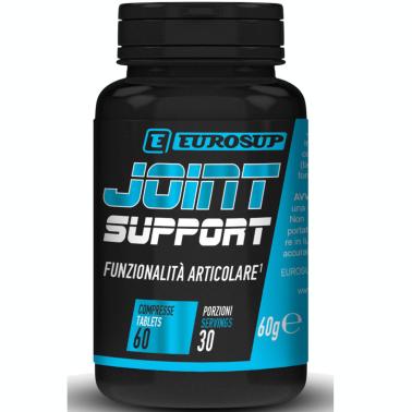 Eurosup Joint Support 60 cpr. Glucosamina Condroitina Supporto per Articolazioni in vendita su Nutribay.it
