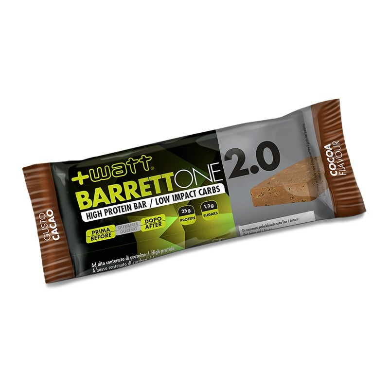 +WATT Barrettone 2.0 Barretta Proteica 70 g. BARRETTE in vendita su Nutribay.it