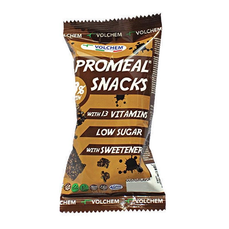 VOLCHEM Promeal Snack 1 snack da 75 grammi BARRETTE in vendita su Nutribay.it