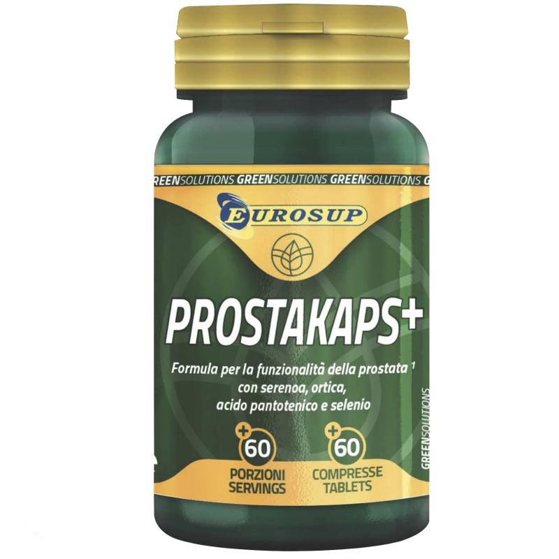 EUROSUP Prostakaps+ 60 cpr in vendita su Nutribay.it