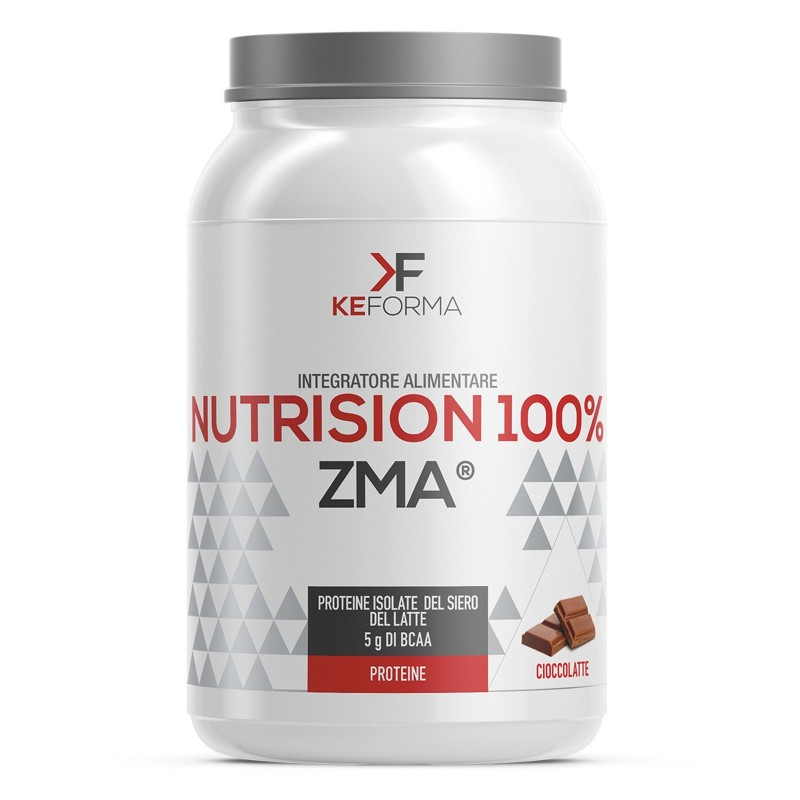 KEFORMA Nutrision 100% ZMA 900 g in vendita su Nutribay.it