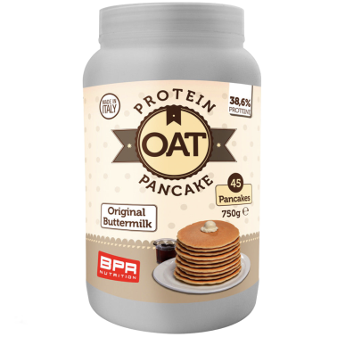 BPR NUTRITION Oat Pankake 750 g in vendita su Nutribay.it