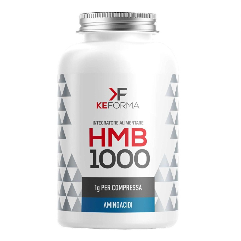 KEFORMA HMB 1000 100 capsule da 1g in vendita su Nutribay.it