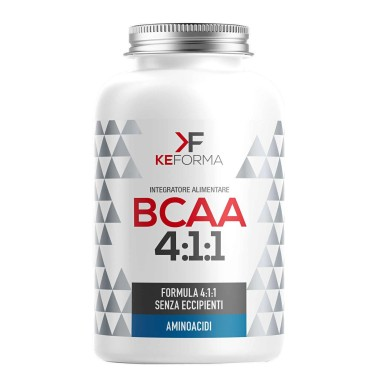 KEFORMA BCAA 4:1:1 100 compresse in vendita su Nutribay.it