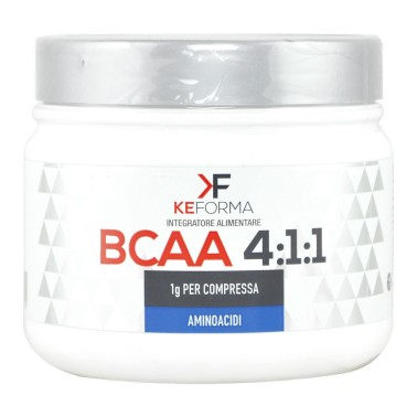 KEFORMA BCAA 4:1:1 300 compresse in vendita su Nutribay.it