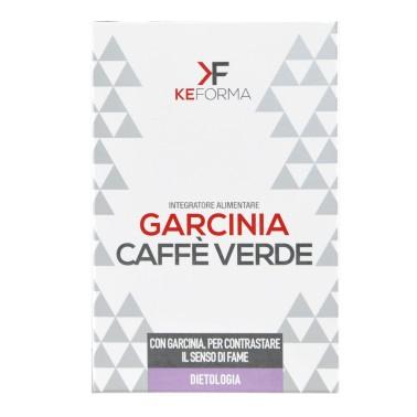 KEFORMA Garcinia Caffè Verde 60 compresse in vendita su Nutribay.it