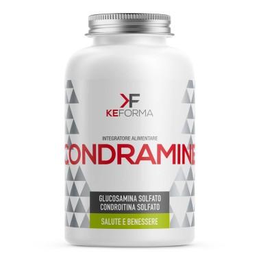 KEFORMA Condramine 60 caps Glucosamina e Condroitina in vendita su Nutribay.it