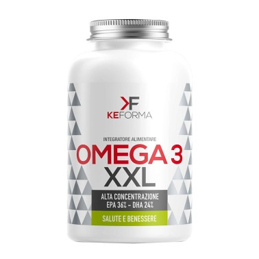 KEFORMA Omega 3 XXL 60 perle in vendita su Nutribay.it