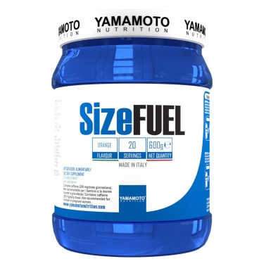 SizeFUEL di YAMAMOTO NUTRITION - 600 g in vendita su Nutribay.it