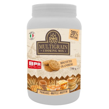 BPR NUTRITION Multigran Cooking Mix 750 g in vendita su Nutribay.it