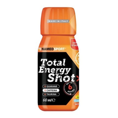 NAMED SPORT Total Energy Shot 1 flacone da 60ml in vendita su Nutribay.it