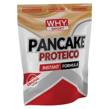 WHY SPORT Pancake Proteico Fromula Istantanea 1 Kg in vendita su Nutribay.it