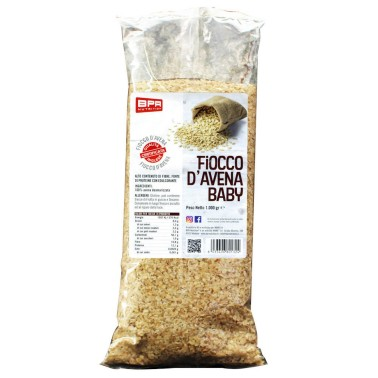 BPR NUTRITION Fiocco d'Avena Baby 1Kg in vendita su Nutribay.it