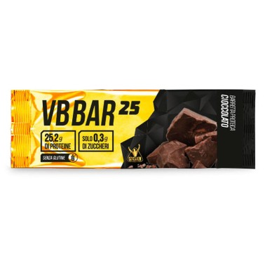 NET INTEGRATORI Vb Bar 25 1 Barretta Proteica da 50 gr. Low Carb in vendita su Nutribay.it