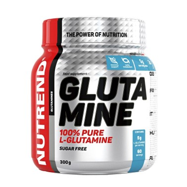 NUTREND Glutamine 300 grammi in vendita su Nutribay.it
