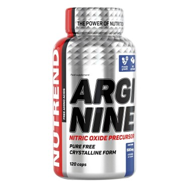 NUTREND Arginine 120 capsule in vendita su Nutribay.it