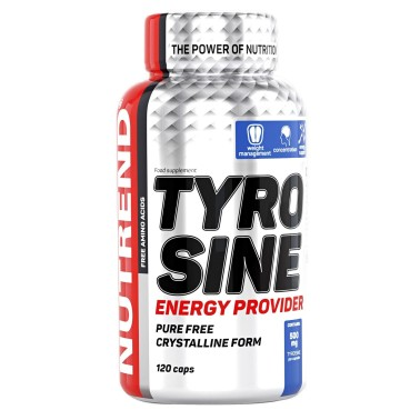 NUTREND Tyrosine 120 capsule in vendita su Nutribay.it