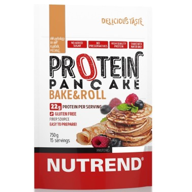 NUTREND Proteine Pancake750 g. in vendita su Nutribay.it