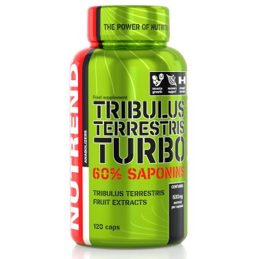 NUTREND Tribulus Terrestris Turbo 120 capsule in vendita su Nutribay.it