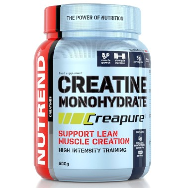 NUTREND Creatine Monohydrate Creapure 500 grammi in vendita su Nutribay.it