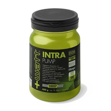 +WATT Intra Pump 400 g. in vendita su Nutribay.it
