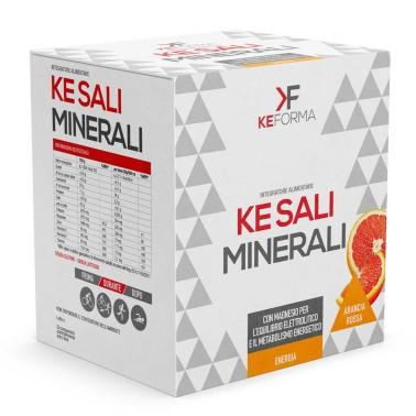 KEFORMA Ke Sali Minerali 25 buste da 20 grammi in vendita su Nutribay.it