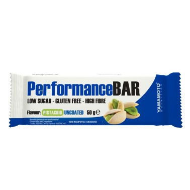 YAMAMOTO NUTRITION Performance BAR 1 barretta da 50 grammi in vendita su Nutribay.it