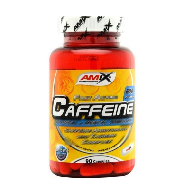 AMIX Caffeine + Taurine 90 capsule in vendita su Nutribay.it