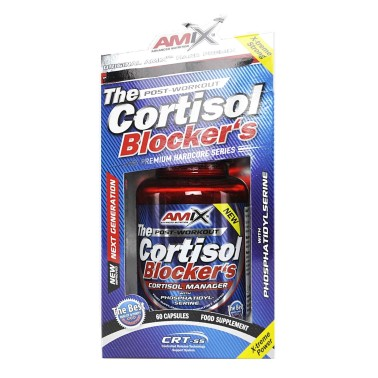 AMIX Cortisol Blocker's 60 capsule