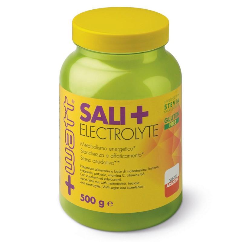 +Watt Sali+ 500 g Sali Minerali Vitamine Multivitaminico Multiminerale IPOTONICA in vendita su Nutribay.it