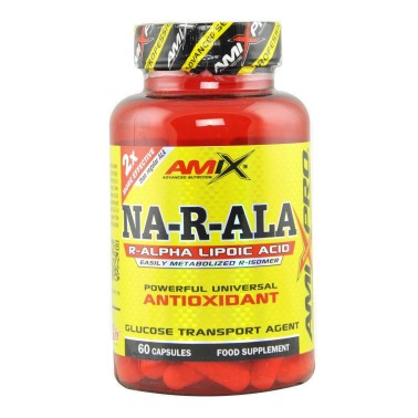 AMIX NA-R-ALA 60 capsule in vendita su Nutribay.it