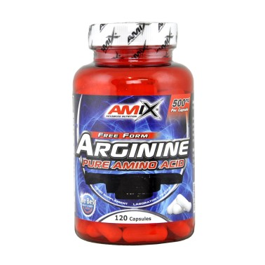 AMIX Arginine 120 capsule in vendita su Nutribay.it