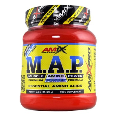 AMIX M.A.P. - Muscle Amino Power Powder 300 grammi in vendita su Nutribay.it