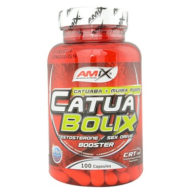 AMIX Catua Bolix 100 capsule in vendita su Nutribay.it
