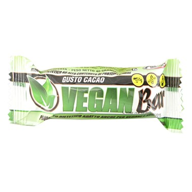 PRONUTRITION Vegan Bar 1 barretta da 40 grammi in vendita su Nutribay.it