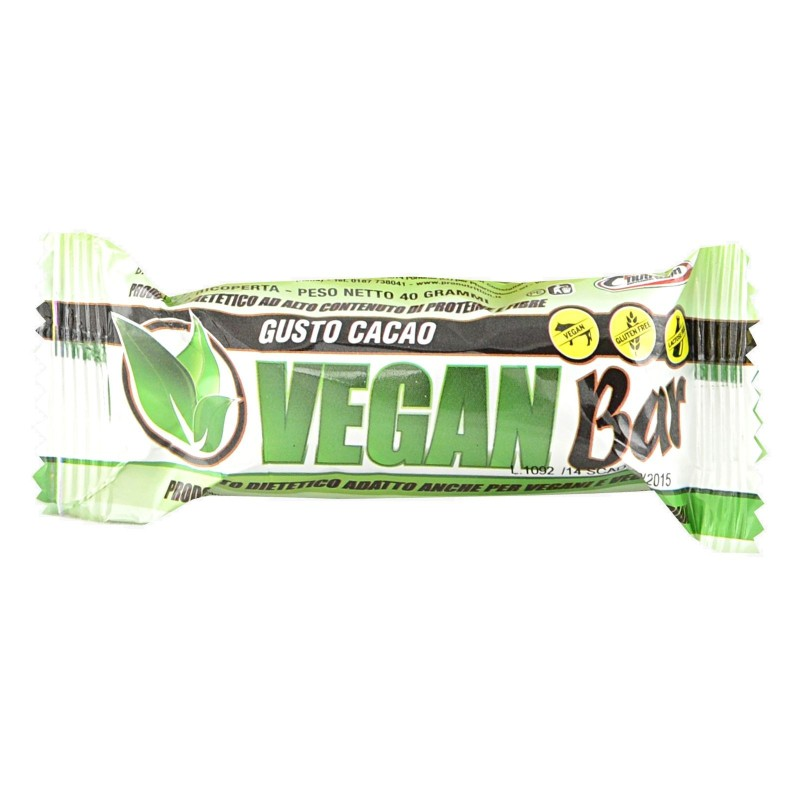 PRONUTRITION Vegan Bar 1 barretta da 40 grammi