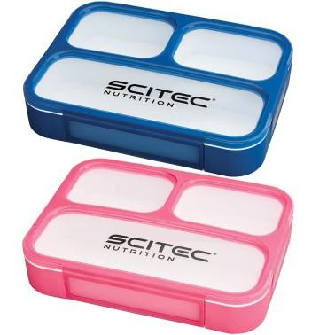 SCITEC Nutrition LUNCH BOX - porta pasti con Scomparti in vendita su Nutribay.it