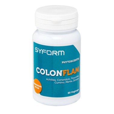 SYFORM ColonFlam 60 capsule vegetali in vendita su Nutribay.it