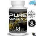 K1 Nutrition PURE OMEGA 3 Fish Oil 200 perle in vendita su Nutribay.it