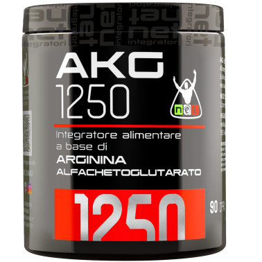 Net Akg 1250 90 Compresse Arginina Alfachetoglutarato in vendita su Nutribay.it