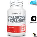 Biotech Usa Hylarunic e collagen 30 caps Acido Ialuronico e Collagene in vendita su Nutribay.it
