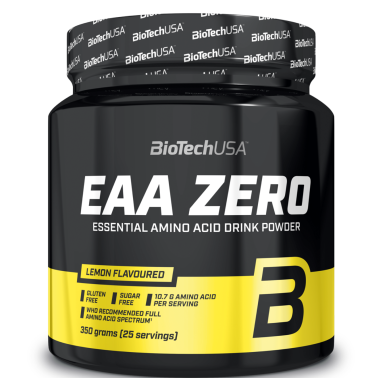 BIOTECH USA EAA Zero 350 grammi in vendita su Nutribay.it